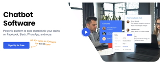 Botup - Powerful Platform to Build Chatbots for your Teams