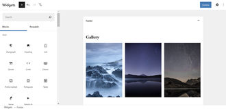 Diving Into WordPress 5.8's New Widgets Screen