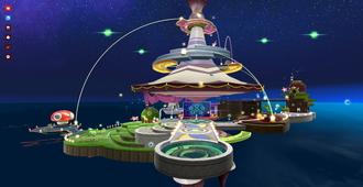 A digital museum of video game levels (noclip.website)