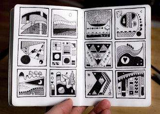 Generative Art Process
