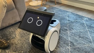 Amazon just revealed its first home robot. Here's what it's like to use it
